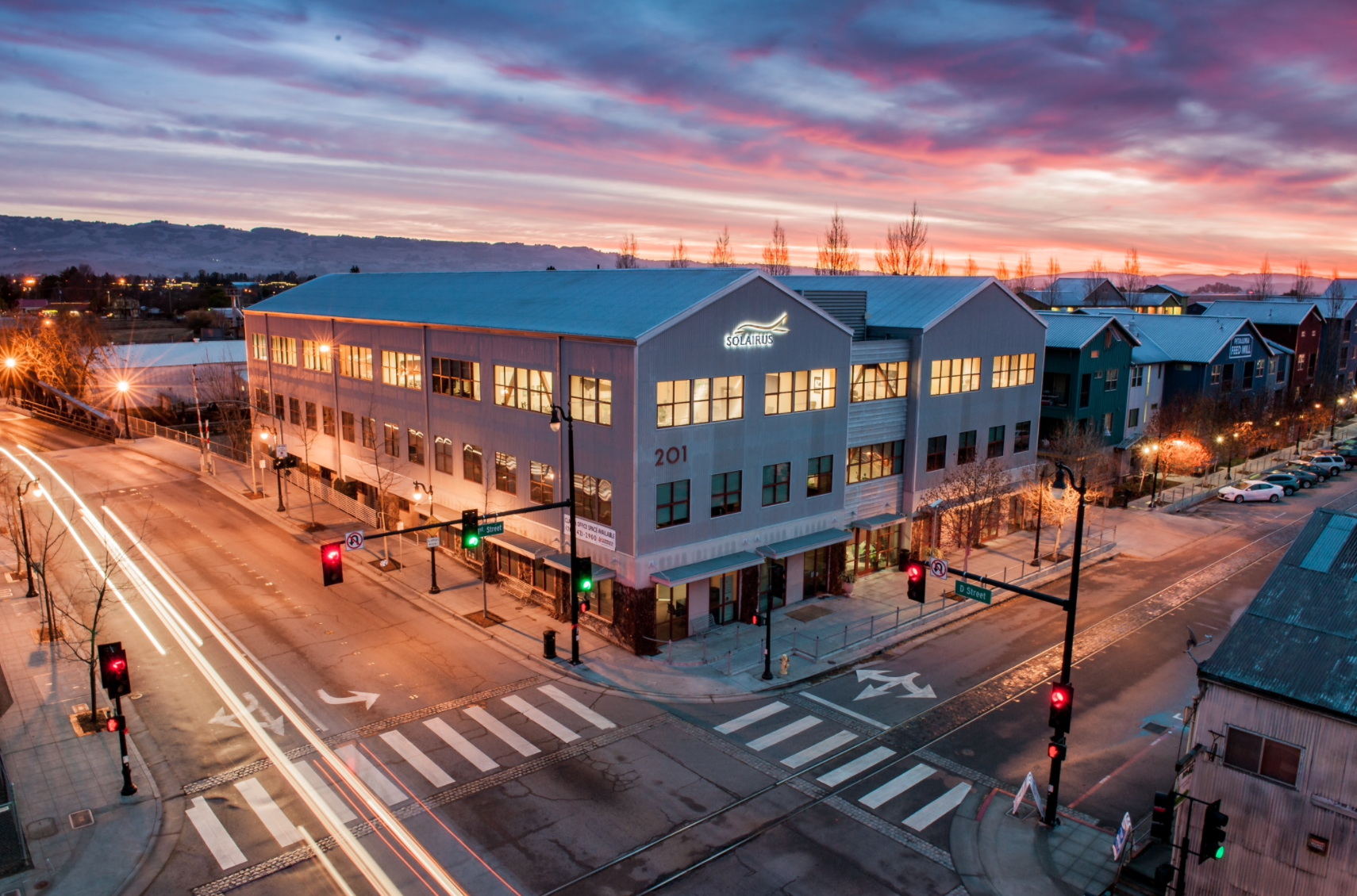 Waterfront Office Building Sacramento Structural Engineer