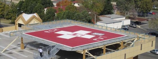Heliports Sacramento Structural Engineer